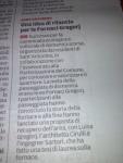 La Tribuna di Treviso 27.09.2016