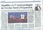 La Tribuna di Treviso 24.11.2017