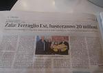 La Tribuna di Treviso 27.01.2020